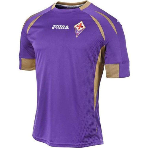 Jerseys / Soccer: Joma Florentina 14/15 (H) S/s Fi.101011.14 - Joma / M / Purple / 1415 Clothing Fiorentina Football Home Kit |