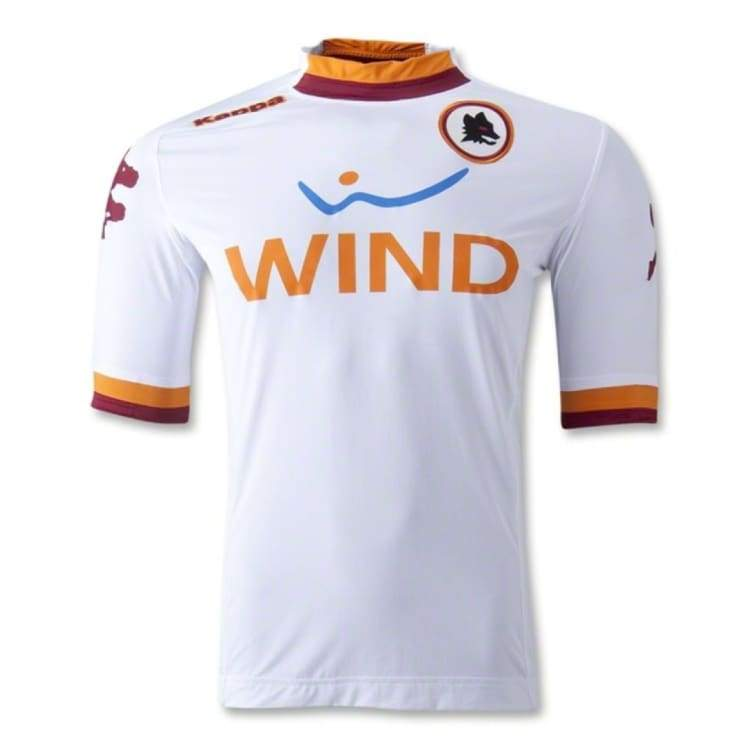 low priced b6091 30550 Kappa AS Roma 12/13 (A) S/S KF-302PG90-901 WHT