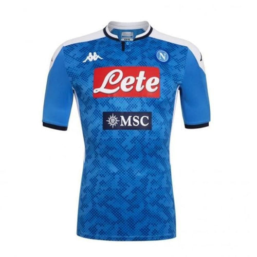 Jerseys / Soccer: KAPPA SSC NAPOLI 19/20 (Home) 304NW80-900 (Skin Fit) - 1920, Blue, Clothing, Football, Home Kit | OCHK-SFALO-304NW80-900-S