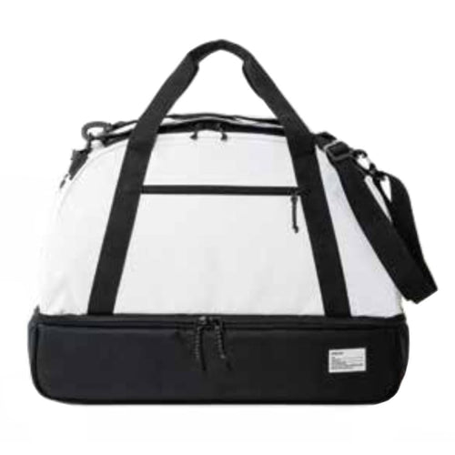 Bags / Duffel: KIDONA DAY TRIP DUFFLE 60L-WHITE - Kidona / 60L / White / 1920 Accessories Bags / Duffel BRUINS Cases |