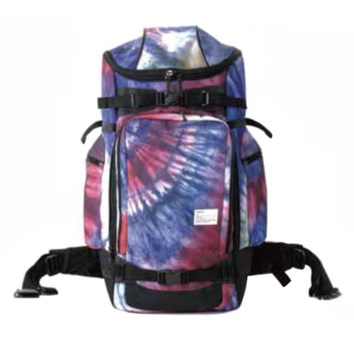 Bags / Backpack: KIDONA DAY TRIP PACK 60L-TIEDYE - Kidona / 60L / Tiedye / 1920 Accessories Bags Bags / Backpack BRUINS |