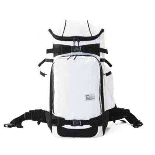 Bags / Backpack: KIDONA DAY TRIP PACK 60L-WHITE - Kidona / 60L / White / 1920 Accessories Bags Bags / Backpack BRUINS |