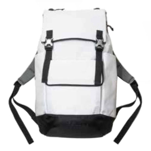 Bags / Backpack: KIDONA FLAP PACK 35L-WHITE - Kidona / Free / White / 1920 Accessories Bags Bags / Backpack BRUINS | OCJP-KIDONA-19KID04-WHT