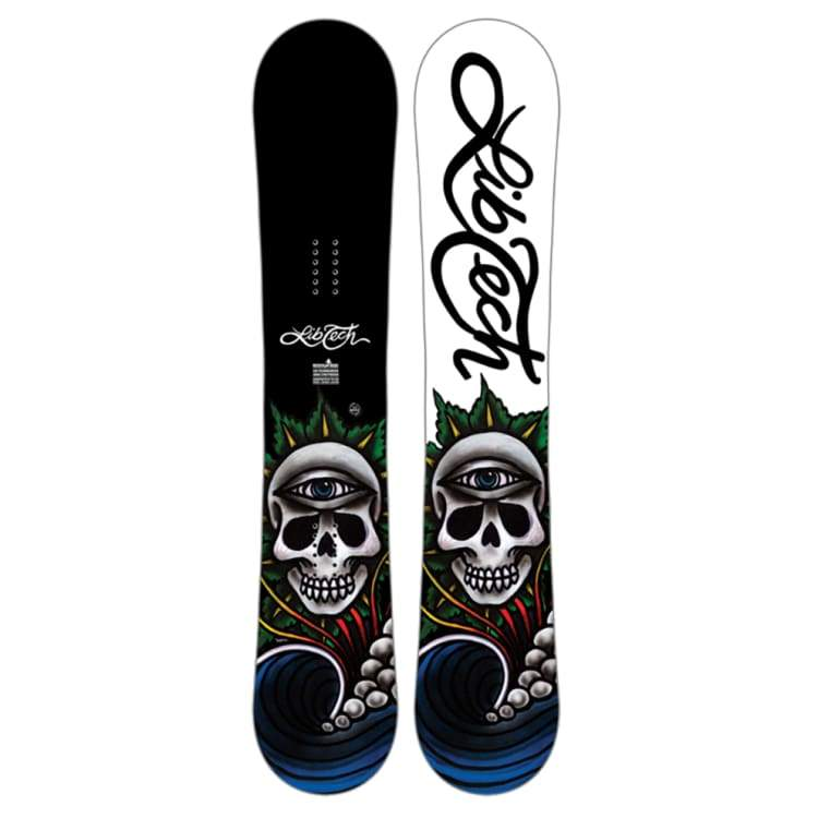 Snowboards: Lib Tech Jl Phoenix C3 Snowboard - 1718 - Lib Tech / 151 / 1718 All Mountain Freeride/powder Gear Ice & Snow |