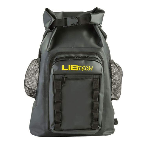Bags / Waterproof: Lib Tech Wharf Rat Dry Bag - Black - Lib Tech / Black / F / 2017 Accessories Bags Bags / Waterproof Black |