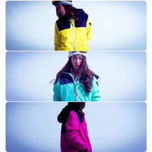 Jackets / Snow: Lilica Rose Ski And Snowboard Jacket [Nav X Pnk]+Pants Set [Nav] [Mg-01] - 1617 Clothing Fun Factory Jackets Jackets / Snow
