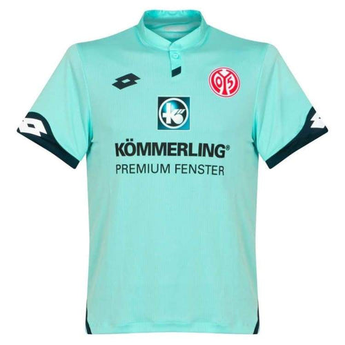 Jerseys / Soccer: Lotto 18/19 Mainz 05 Away S/s Jersey T8244 - Lotto / Turquoise / S / 1819 Away Kit Clothing Jerseys Jerseys / Soccer |