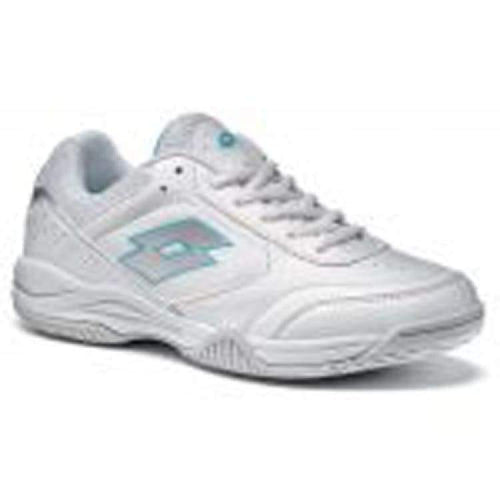 Shoes / Tennis: Lotto Court Logo Xii W - Wht/blu Ski - Lotto / Us: 5.5 / White/ Blue / Footwear Land Lotto Hk Shoes Shoes / Tennis |
