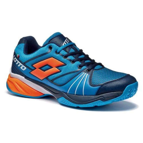 Shoes / Tennis: Lotto Esosphere Alr - Blu Moo/fant Fl - Lotto / Us: 7.5 / Blue/fant / Blue/fant Footwear Land Lotto Hk Mens |