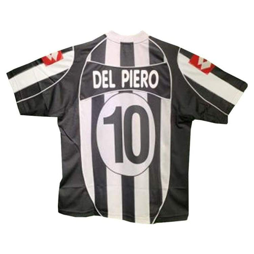 Jerseys / Soccer: Lotto Juventus 02/03 (H) S/S Jersey (#10 DEL PIERO) D4285 - Nike / 2XL / White / 0203, Clothing, Football, Home Kit,