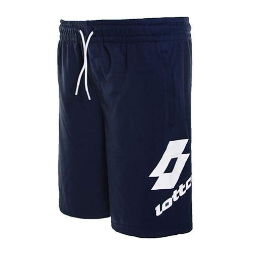 Shorts / Casual: Lotto Losanga Bermuda Pl- Navy/white [ Special Edition ] - Lotto / Xxs / Navy/white / 2018 Clothing Hk Tennis Open Land