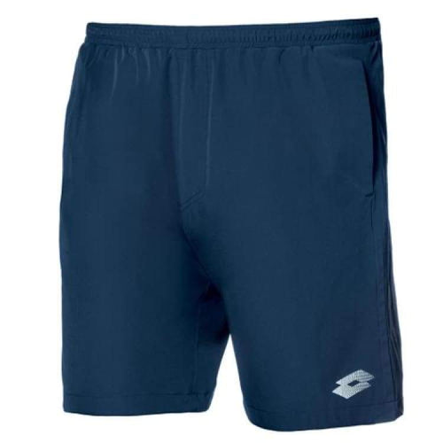Shorts / Tennis: Lotto Medley Short - Inchiostro - Lotto / S / Inchiostro / Clothing Inchiostro Land Lotto Hk Mens | Ochk-Lotto-R9956-1
