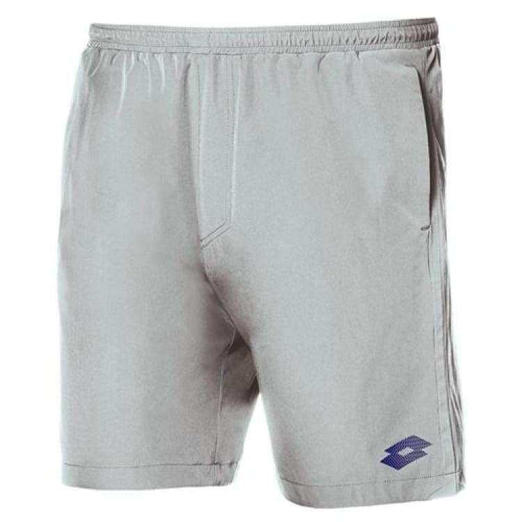 Shorts / Tennis: Lotto Medley Short - Pearl - Lotto / L / Pearl / Clothing Land Lotto Hk Mens Pearl | Ochk-Lotto-R9958-1