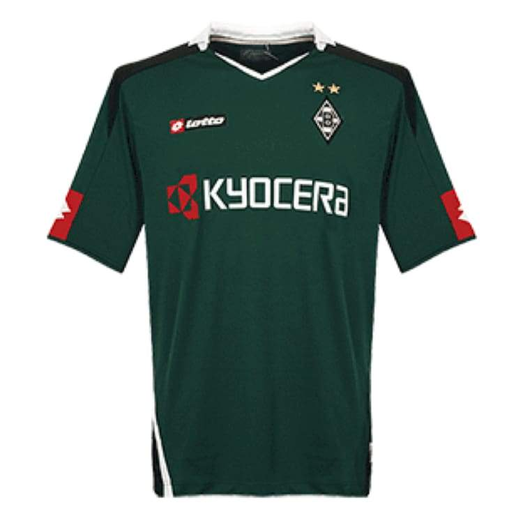 Jerseys / Soccer: Lotto Mönchengladbach 08/09 (A) S/s - M / Lotto / Clothing Football Jerseys Jerseys / Soccer Land | Ochk-Sfalo-K9342