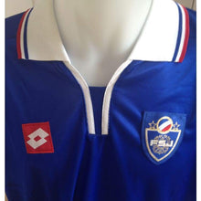 Jerseys / Soccer: Lotto National Team 2002 Yugoslavia (H) L/s E6306 - 2002 Blue Clothing Football Home Kit