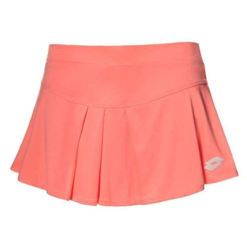 Skirts: Lotto Nixia Ii Skirt W - Ros Neo - Lotto / L / Rose Neon / Clothing Land Lotto Lotto Hk Rose Neon | Ochk-Lotto-S2843-1