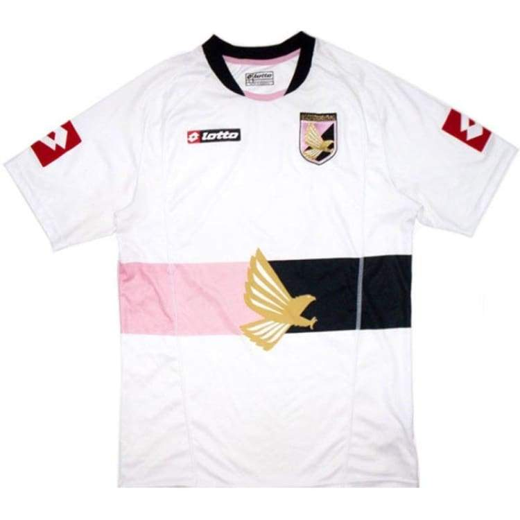 Jerseys / Soccer: Lotto Palermo 06/07 (A) S/s - Lotto / L / White / Clothing Football Jerseys Jerseys / Soccer Land |