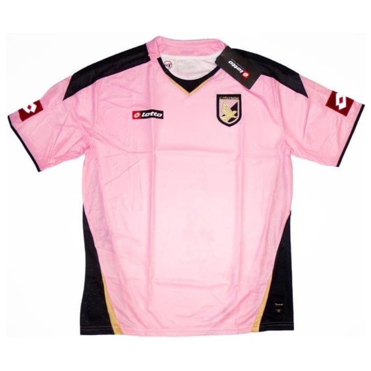 Jerseys / Soccer: Lotto Palermo 07/08 (H) S/s - Pink / Lotto / L / Clothing Football Jerseys Jerseys / Soccer Land |