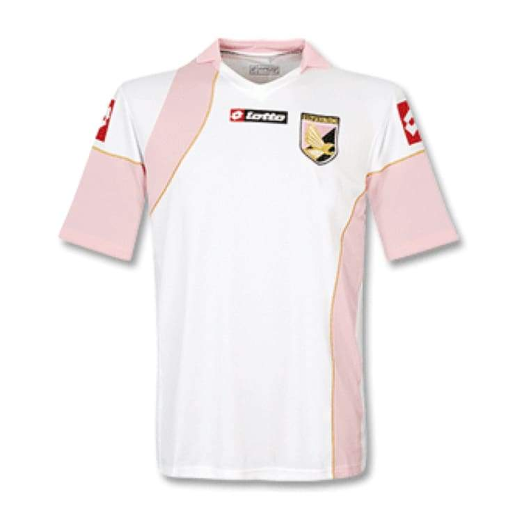 Jerseys / Soccer: Lotto Palermo 08/09 (A) S/s - Lotto / M / White / Clothing Football Jerseys Jerseys / Soccer Land |
