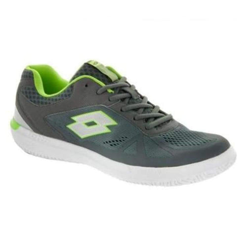 Shoes / Tennis: Lotto Quaranta Vip - Cement/silv Mt - Us: 8.5 / Lotto / Cement/silver / Cement/silver Footwear Land Lotto Hk Mens |