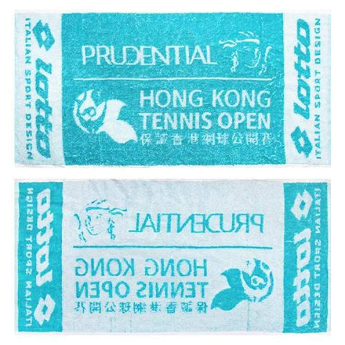 Towel: Lotto Sports Face Towel - Java/white [ Special Edition ] - Lotto / Java/white / 2017 Accessories Blankets & Towels Hk Tennis Open