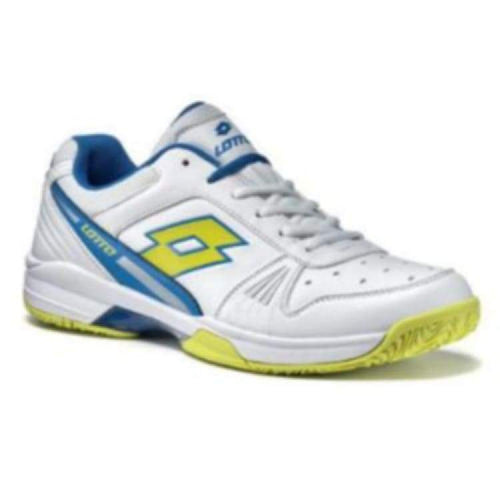 Shoes / Tennis: Lotto T-Effect Viii - White/aca Grn - Lotto / Us: 9.5 / White/acacia Green / Footwear Land Lotto Hk Mens Shoes |