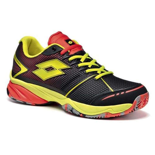 Shoes / Tennis: Lotto Viper Ultra Cly - Blk/ylw Saf - Lotto / Us: 9.0 / Black/yellow / Black/yellow Footwear Land Lotto Lotto Hk |