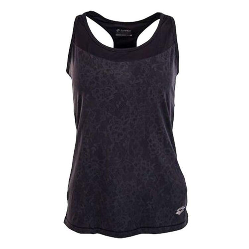 Pants / Sweat: Lotto WOMENS URSULA III TANK PL-BLACK - Clothing,Land,Lotto,Lotto HK,lotto_20200402 | OCHK-LOTTO-S0061-1