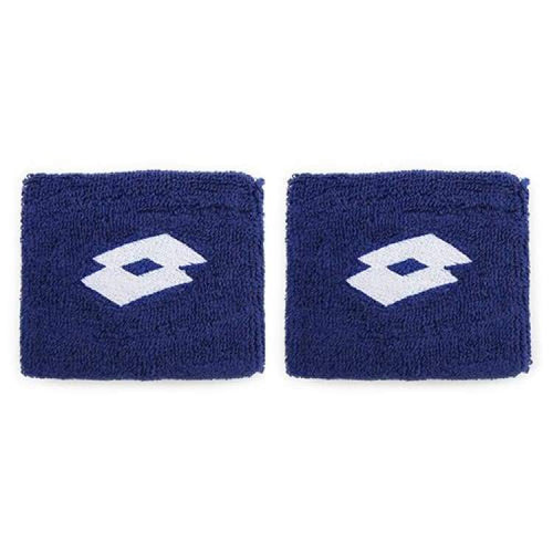 Sweat Bands: Lotto Wrist Band - Electric Blue /white - Lotto / Electric Blue /white / Accessories Electric Blue /white Land Lotto Lotto Hk |