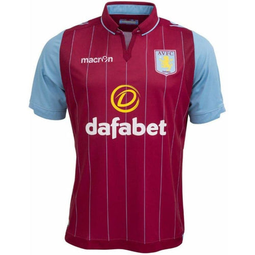 Jerseys / Soccer: Macron Aston Villa 14/15 (H) S/s 9200Hss - Macron / S / Red / Clothing Football Jerseys Jerseys / Soccer Land |