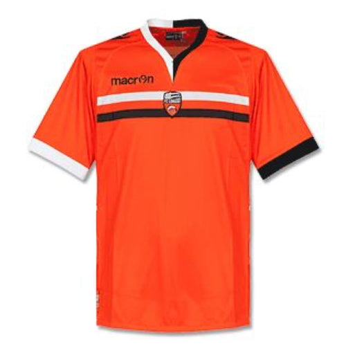 Jerseys / Soccer: Macron Fc Lorient 13/14 (H) S/s - Macron / L / Orange / Clothing Football Jerseys Jerseys / Soccer Land |