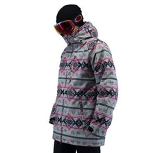 Jackets / Snow: Marqleen Galaxxy Jacket - Minzoku (Japanese Brand) Ml8011-955 - 1819 Clothing Ice & Snow Jackets Jackets / Snow