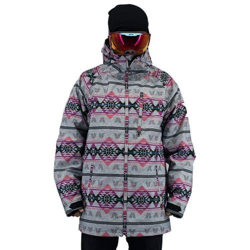 Jackets / Snow: Marqleen Galaxxy Jacket - Minzoku (Japanese Brand) Ml8011-955 - Marqleen Ultimara / Xs / Minzoku / 1819 Clothing Ice & Snow