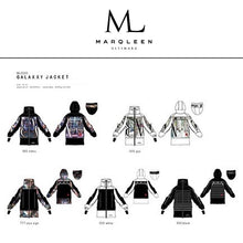 Jackets / Snow: [ PRE-ORDER ] MARQLEEN GALAXXY JACKET (Japanese Brand) ML9000-995 [Unisex] - 1920 Clothing Ice & Snow Jackets Jackets / Snow