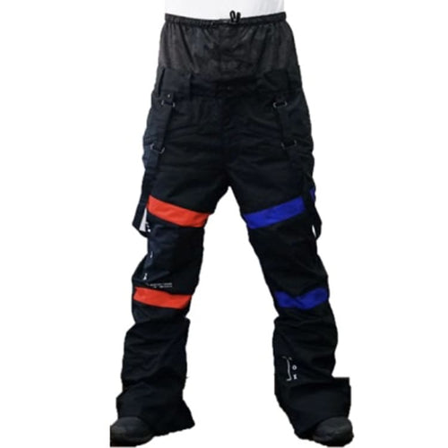 Pants / Snow: MARQLEEN GALAXXY PANTS-BLACKADD - MARQLEEN ULTIMARA / XS / Blackadd / 2021, Blackadd, Clothing, Ice & Snow, MARQLEEN ULTIMARA