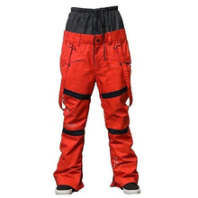 Pants / Snow: MARQLEEN GALAXXY PANTS-REDBANDANA - MARQLEEN ULTIMARA / XS / RedBandana / 2021, Clothing, Ice & Snow, MARQLEEN ULTIMARA, Mens