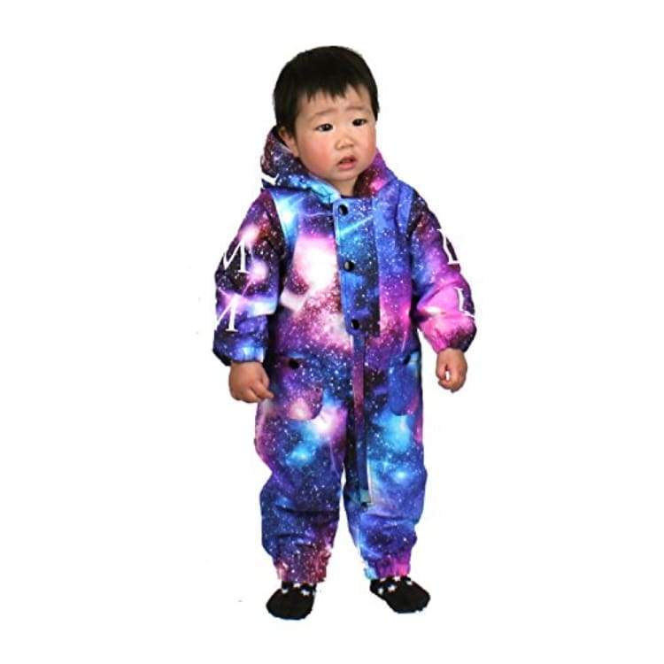 Jackets / Snow: Marqleen Ml5006 Baby Onepiece 777 Fantastic (Japanese Brand) - 80Cm / Marqleen Ultimara / Fantastic / Clothing Fantastic Ice