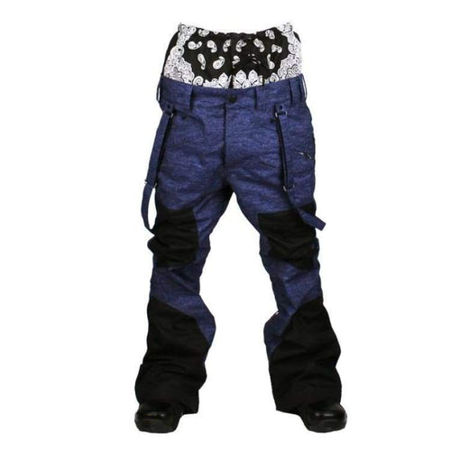 Pants / Snow: Marqleen Ml5500 Galaxxy Pants 555 Indigo (Japanese Brand) *special Offer* - Xs / Indigo / Marqleen Ultimara / Clothing Ice &