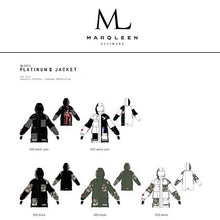 Jackets / Snow: [ PRE-ORDER ] MARQLEEN PLATINUM II JACKET (Japanese Brand) ML9003-990 [Unisex] - 1920 Black Clothing Ice & Snow Jackets |