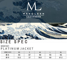 Jackets / Snow: MARQLEEN PLATINUM JACKET-NIGHTTOKYO - 2021, Clothing, Ice & Snow, Jackets, Jackets / Snow | MQ01001NTKYSM