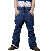Pants / Snow: MARQLEEN PLATINUM PANTS (Japanese Brand) ML9501-555 [Unisex] - MARQLEEN ULTIMARA / M / Indigo Moku / 1920 Blue Clothing Ice &