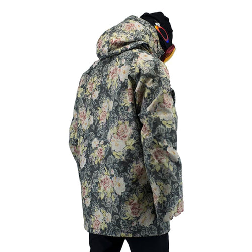 Jackets / Snow: MARQLEEN ZERO JACKET (Japanese Brand) ML9011-985 [Unisex] - MARQLEEN ULTIMARA / S / Dryflower / 1920 Clothing Dryflower Ice