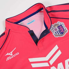 Jerseys / Soccer: Mizuno Cerezo Osaka 14/15 Home S/s Jersey P2Ja4Y0201 - 1415 Cerezo Osaka Clothing Football Home Kit