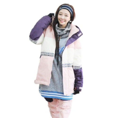 Jackets / Snow: Napping Brise Jacket B.pink 1718 - S / B.pink / Napping / 1718 B.pink Clothing Ice & Snow Jackets |
