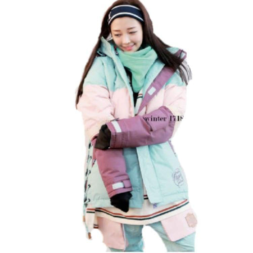 Jackets / Snow: Napping Brise Jacket Sky 1718 - 1718 Clothing Ice & Snow Jackets Jackets / Snow