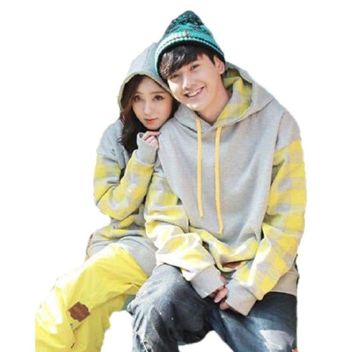 Hoodies & Sweaters: Napping Hoody-T H-Yellow 1617 - 1617 Clothing H-Yellow Hoodies & Sweaters Ice & Snow
