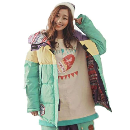 Jackets / Snow: Napping La Vie Joyeuse Jacket Purple 1617 - 1617 Clothing Ice & Snow Jackets Jackets / Snow