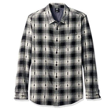 Shirts Ls / Casual: Neff Cartel Flannel Fw1718 - Beatnick - Bone - 1718 Bone Clothing Land Mens