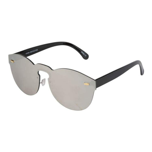 Sunglasses: Neff Charlie All Lens Sunglasses Fw17-18 - Silver - Neff / Silver / 1718 Accessories Eyewear Ice & Snow Jet Skiing |