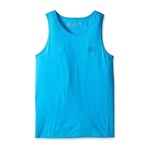 Tanks: Neff Co Tank - Turquoise Heather - Neff / Turquoise Heather / L / 2017 Clothing Land Mens Neff | Occn-Whiteline-17P32004Tqhr L